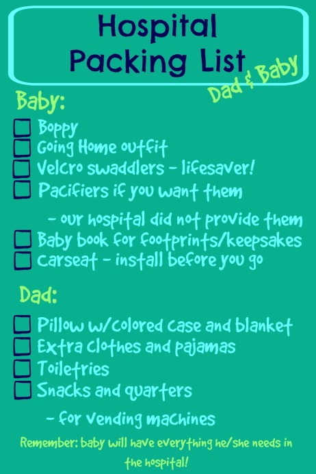 baby hospital list